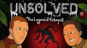 Unsolved The Legend of Krampus