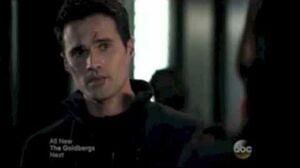 "Ward's betrayal Ending of ""Turn, Turn, Turn"" 1x17 Agents of SHIELD"