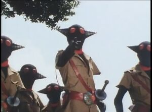 Akuma Clan Soldiers