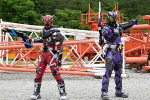 Kamen Rider Ikazuchi 5