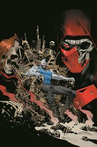 Red Hood Outlaw Vol 1 49 Textless