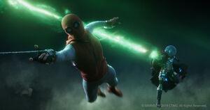 Spider-Man-vs-Mysterio