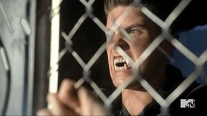 Teen Wolf Season 5 Episode 8 Ouroboros Theo goes badass