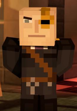 Warden (Minecraft: Story Mode)