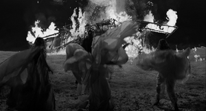 Vampire Brides windmill