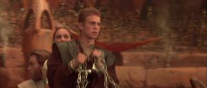Anakin Skywalker chain-reigns