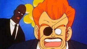 Colonel Violet VS Goku