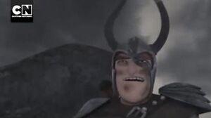 Defenders of Berk Shocking Defeat Dreamworks Dragons Cartoon Network