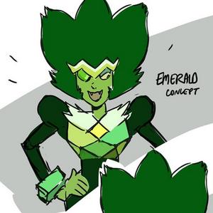 Emerald concept