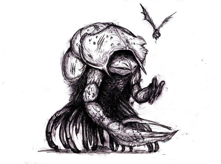 Darkened Creatures