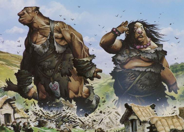 Hill Giants