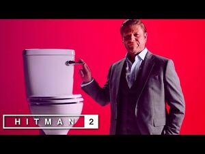 Hitman 2 - Sean Bean Launch Trailer