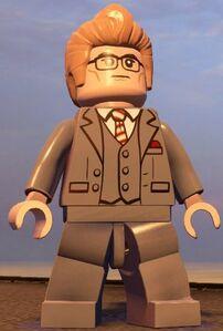 Justin Hammer Lego