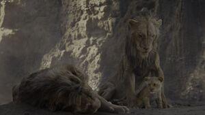 Scar The King Is Dead