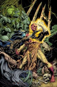 Sinestro Vol 1 1 Textless