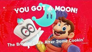 Super Mario Odyssey Boss 13 Spewart Round 2