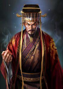 Yuan Shu (emperor young) - RTKXIII