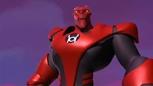Atrocitus Green Lantern The Animated Series 02