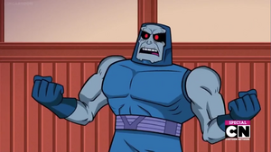 Darkseid Destroys the Galaxy