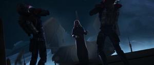 Darth Sidious Force choke