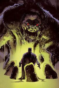 Detective Comics Vol 1 972 Textless Variant