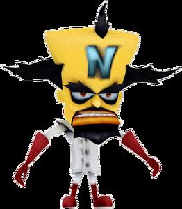 Dr. Neo Cortex Crash Nitro Kart