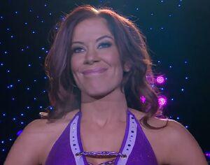 Evil Madison @ Impact 10.29.14 2