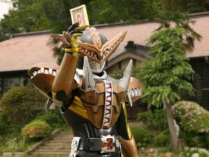 Kamen Rider Gaoh 1