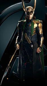 Loki Laufeyson (Earth-199999) from The Avengers (film) wallpaper