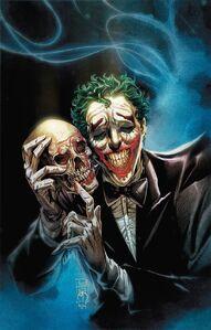 The Joker Year of the Villain Vol 1 1 Textless