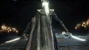 Bloodborne Lady Maria Boss Fight (1080p)