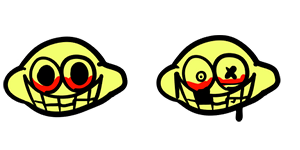 Lemon Demon Icons
