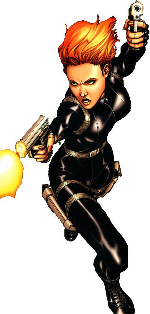 Black Widow (Ultimate Marvel)
