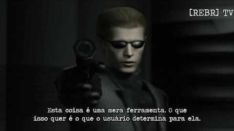 Resident Evil The Umbrella Chronicles - Mutação de Sergei