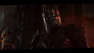 Shadow of War Sauron