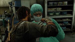 Surgeon killed