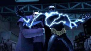 "DC Nation - Beware The Batman - ""Instinct"" (clip 2)"
