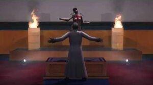 DeadRising HD Gameplay - Killing Sean (Cultist Leader)