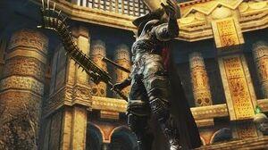 Final Fantasy XII HD Remaster Judge Bergan Boss Fight (1080p)