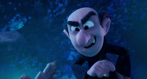 Gargamel says clay to smurfette