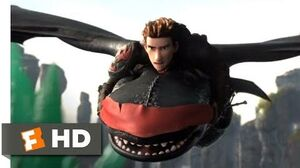 How to Train Your Dragon 2 - Rescuing Toothless Scene Fandango Family-0