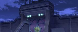 S.T.O.R.M. Headquarters' Gate