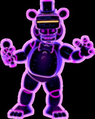 VR Toy Freddy 1