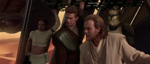 Anakin Skywalker shout