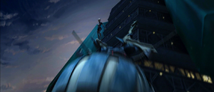 Asajj Ventress octuptarra droid leap