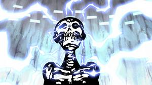 Asajj Ventress skeleton