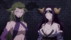Kyouka and Seilah appear one more time