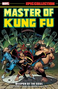 Master of Kung Fu Epic Collection Weapon of the Soul