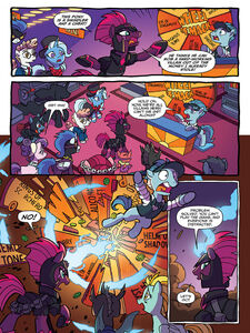 Nightmare Knights issue 3 page 3 (1)