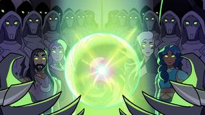 Season 5 villain intro